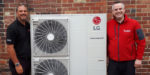 Plumbase becomes first major merchant to stock LG air to water heat pumps