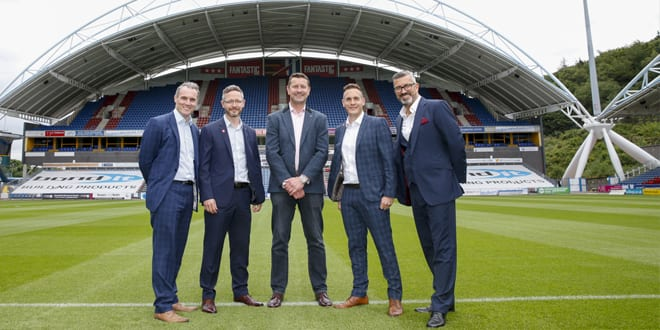 Popular - Viessmann continues sponsorship of Huddersfield Town FC for 2019/20 season