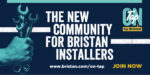 Bristan is giving installers the chance to tap into new content with the launch of its online community