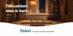 Vaillant's multi-million pound TV campaign is back