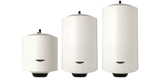 Popular - Ariston launches new Pro1 Eco range of electric storage water heaters