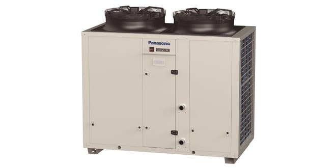 Popular - Panasonic launches new Heat Pump Chiller series ECOi-W