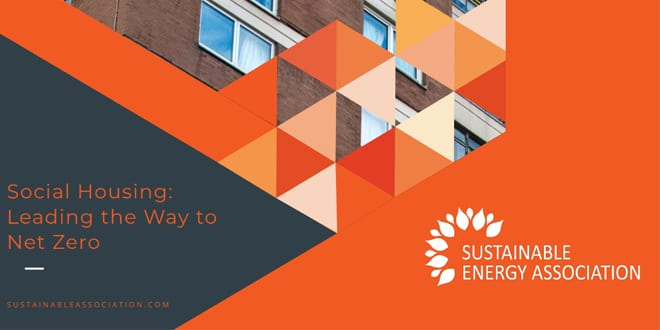 Popular - How social housing can lead the way to net-zero