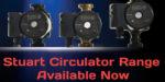 Stuart Turner launches the NEW Stuart Circulator range