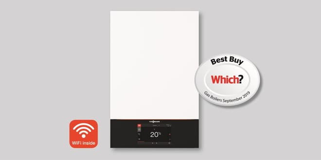 Popular - Viessmann Vitodens boiler range awarded Which? Best Buy status for the third year running