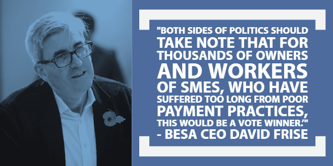 Popular - Queen's speech good for construction, but didn't address late payments – says BESA