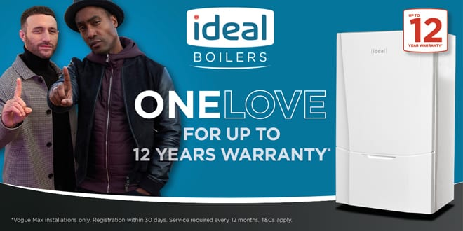 Popular - Ideal Boilers team up with boyband Blue for latest marketing campaign