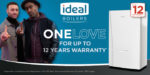 Ideal Boilers team up with boyband Blue for latest marketing campaign