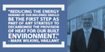 Vaillant cautiously welcomes Government's decarbonisation schemes