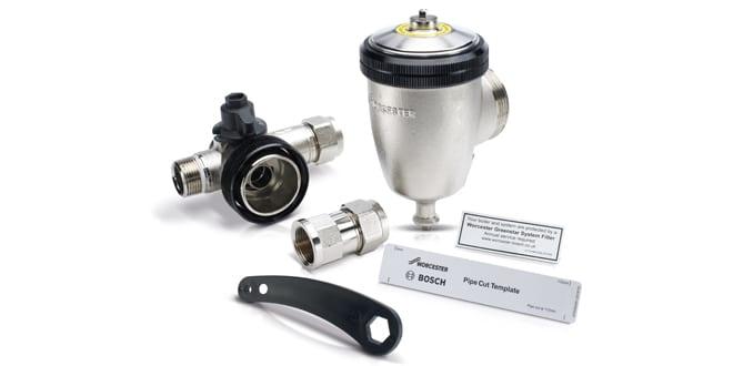 Popular - Worcester Bosch launches new Greenstar Brass System Filter