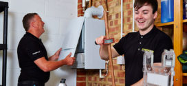 3 ways installers can keep heating systems clean and protected during the winter season