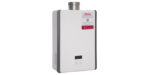 Rinnai 11i A+rated continuous flow gas fired water heaters are now available for domestic applications