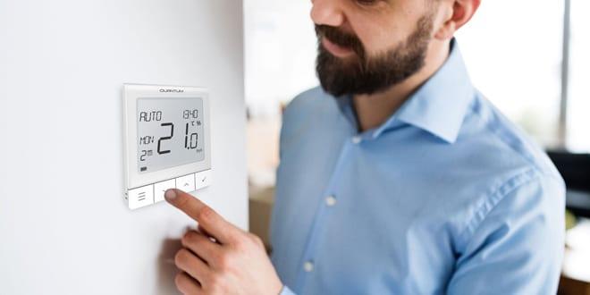 Popular - SALUS launches new Quantum thermostat
