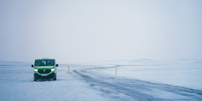 Popular - Seven guidelines for van drivers to winter-proof their vehicles