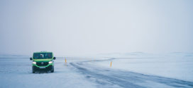 Seven guidelines for van drivers to winter-proof their vehicles