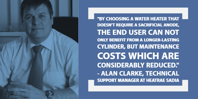 Water hardness critical to water cylinder specification – says industry expert