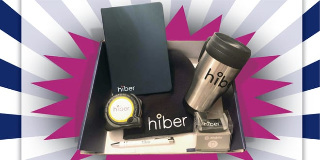 Popular - Win a hiber welcome pack