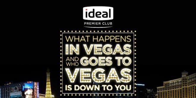 Popular - Ideal Boilers announces Las Vegas as destination for 2021 Premier Club trip