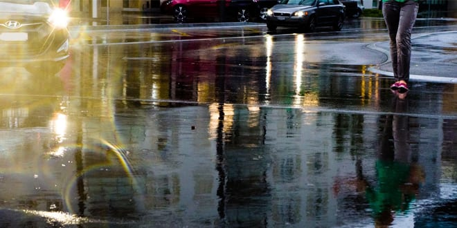 Popular - Nine top tips for driving in the rain