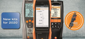 Testo offering free voltage tester to celebrate launch of six new analyser kits