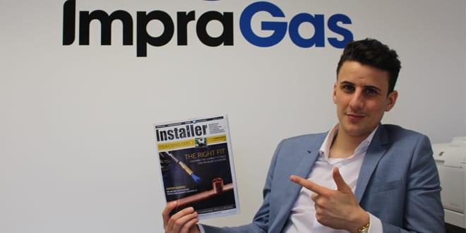 Popular - Apprentice winner Joseph Valente sells ImpraGas business