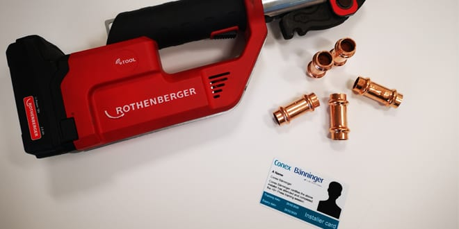 Popular - Conex Bänninger introduces new Certified Installer scheme