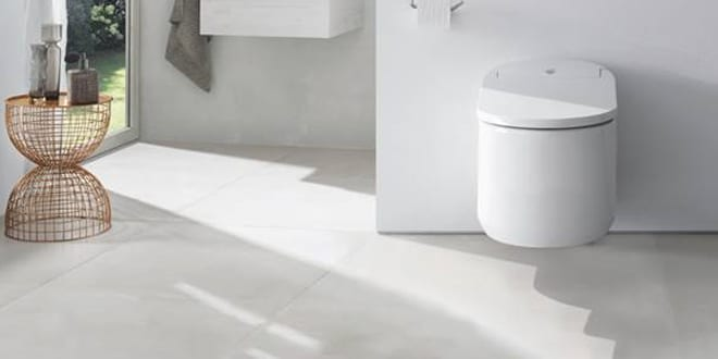Popular - GROHE drives UK shower toilet market with new consumer promotion