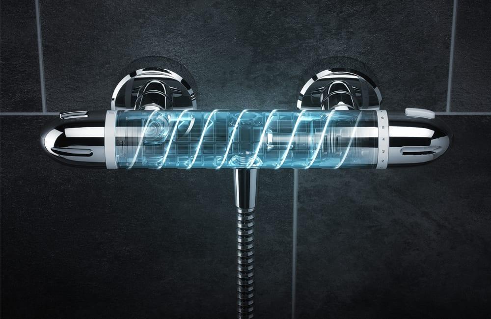 Popular - Customer want a 'power shower'? Think bar valve mixer
