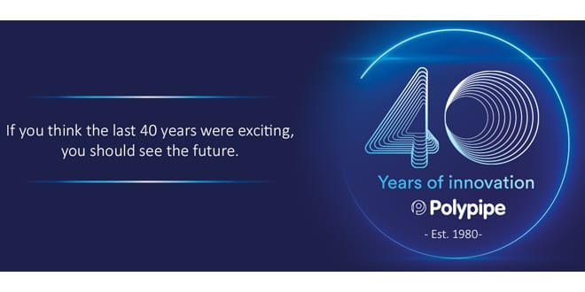 Popular - Polypipe launches competition to celebrate 40th anniversary