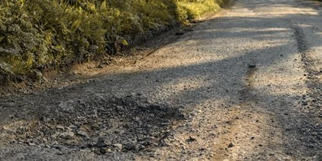 Popular - More than two million potholes a year could be left unprepared – Says new research by Citroën UK