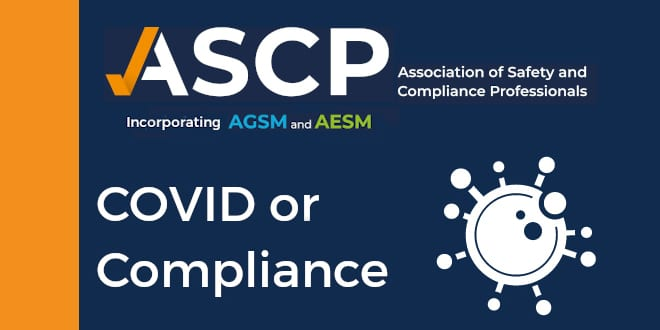 Popular - ASCP Group Launches 'COVID or Compliance' Campaign, Calling on Government to Support Gas Service Extension