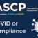 ASCP launches Covid or Compliance Campaign