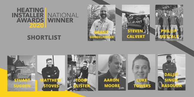 Popular - The Heating Installer Awards national winners will be announced LIVE during InstallerFESTIVAL