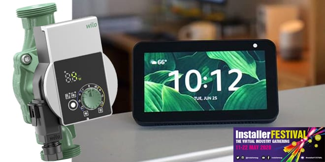 Popular - Wilo kicks off InstallerFESTIVAL with exclusive competition