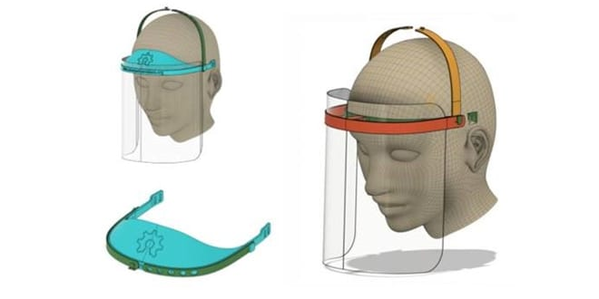Popular - Baxi Heating makes protective face masks for frontline NHS workers