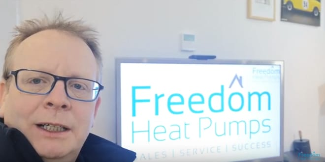 Popular - Freedom Heat Pumps launches online training videos