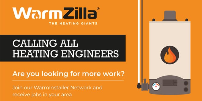 Popular - WarmZilla are offering free leads to heating engineers