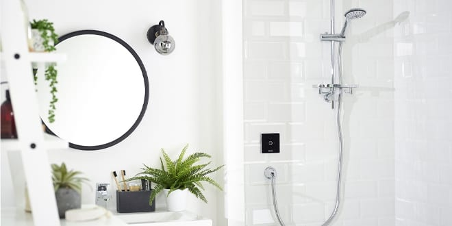 Popular - Introducing the Wave digital shower range from Bristan
