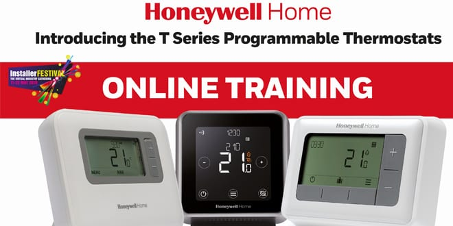 Popular - Resideo T Series Thermostat training – online session Wednesday 13 May – 3:00pm