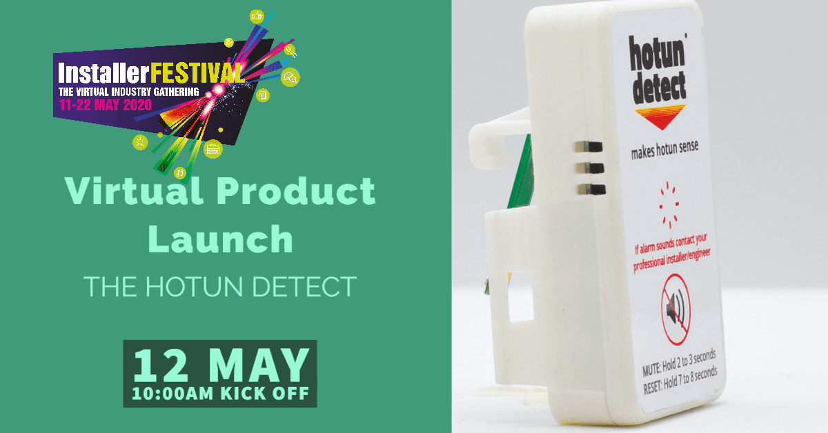 Popular - Video product launch – The hotun detect