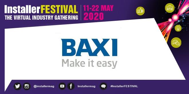 Popular - Get a sneak peak at the new Baxi 800 Heat at #InstallerFESTIVAL