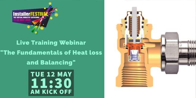 Popular - Training webinar: The Fundamentals of Heat loss and Balancing