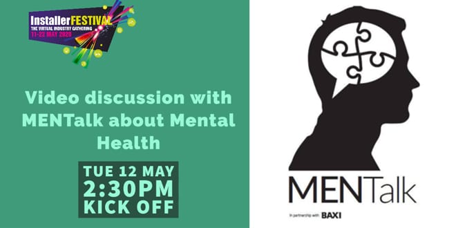 Popular - Watch: Video discussion with MENTalk about Mental Health