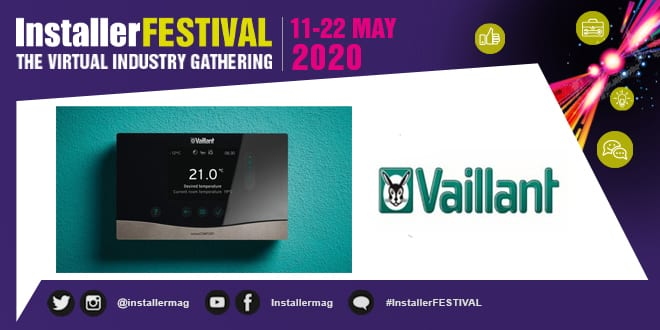 Popular - Heating controls explained PLUS an exclusive preview of Vaillant's new senso controls