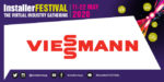 Register for InstallerFESTIVAL to enter exclusive Viessmann giveaway