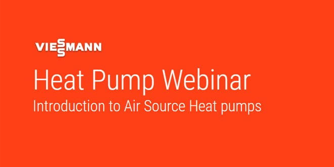 Popular - WEBINAR: Intro to heat pumps for Gas Safe and OFTEC installers