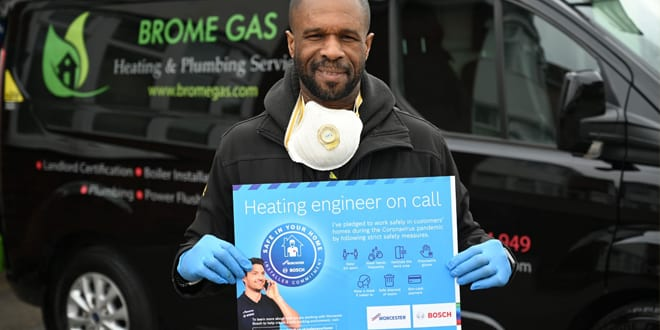 Popular - Join the thousands of installers who are part of Worcester Bosch's 'Safe in Your Home Installer Commitment'