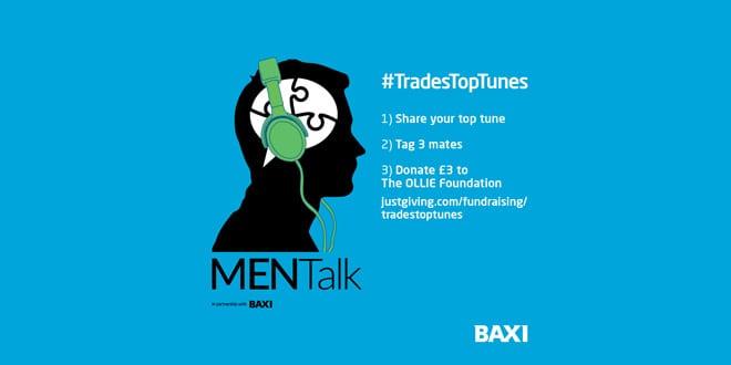 Popular - Baxi and MENTalk launch #TradesTopTunes charity playlist