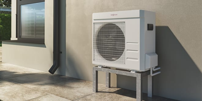 Popular - Viessmann launches new Vitocal 100-A heat pump