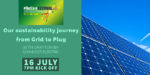 Webinar: Our sustainability journey from Grid to Plug